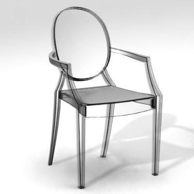 Ralisations de philippe starck for Designer de chaise celebre